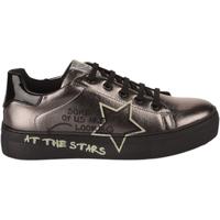 Chaussures Fille Baskets basses Asso Baskets fille -  - Gris - 33 GRIS