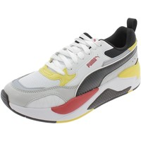 Chaussures Homme Baskets basses Puma X-RAY 2 SQUARE BIANCHE Blanc