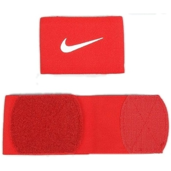 Accessoires Accessoires sport Nike Guard stay rouge attache Rouge