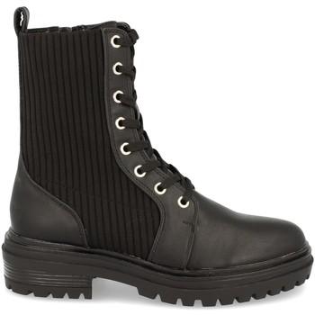 Chaussures Femme Bottines Buonarotti 1CE-0417 Negro