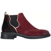 Chaussures Femme Bottines Mkd Bottine borba rouge