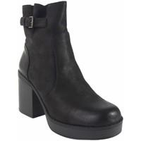 Chaussures Femme Bottines MTNG Bottines femme MUSTANG 50286 noir Noir