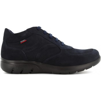 Chaussures Homme Baskets montantes CallagHan  Blu