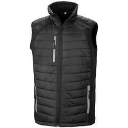 Vêtements Homme Vestes Result R238X Noir / gris