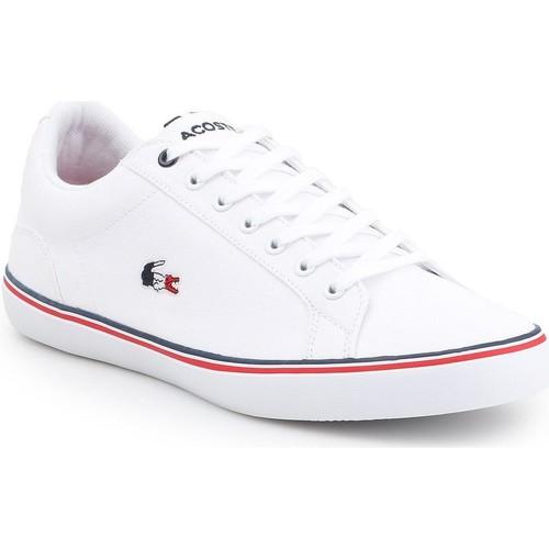 Chaussures Homme Baskets basses Lacoste Lerond 7-35CAM014821G biały