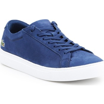 Chaussures Homme Baskets basses Lacoste 7-31CAM0138120 granatowy