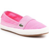 Chaussures Femme Espadrilles Lacoste Marice 7-35CAW004213C różowy