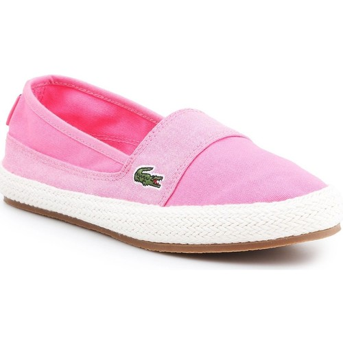 Chaussures Femme Espadrilles Lacoste Marice 7-35CAW004213C różowy