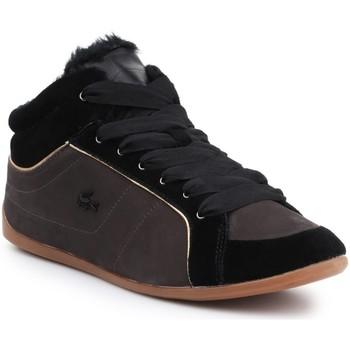 Chaussures Femme Baskets montantes Lacoste Missano MID 7-26SRW42072B6 czarny