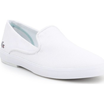 Chaussures Femme Slip ons Lacoste Cherre 7-31CAW0106001 biały