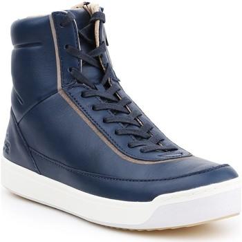 Chaussures Femme Baskets montantes Lacoste Explorateur 7-32CAW0118003 granatowy