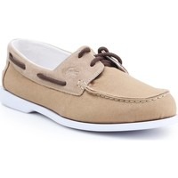 Chaussures Homme Chaussures bateau Lacoste Navire Casual 7-31CAM0152C21 brązowy