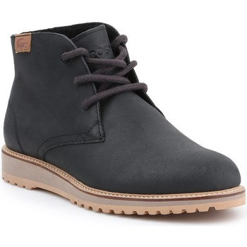 Chaussures Femme Boots Lacoste Manette 7-34CAW0038024 grafitowy