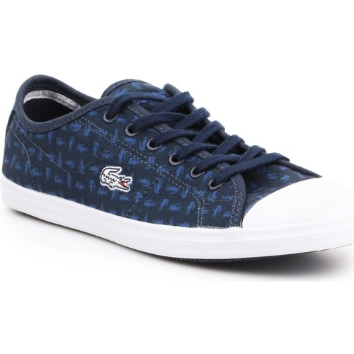 Chaussures Femme Baskets basses Lacoste Ziane 7-31SPW0038003 granatowy