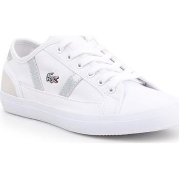 Chaussures Femme Baskets basses Lacoste Sideline 7-37CFA004321G biały