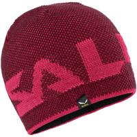 Accessoires textile Bonnets Salewa Agner Wo Beanie 25109-6361 czerwony