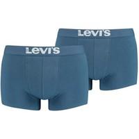 Sous-vêtements Homme Boxers Levi's SOLIDBASIC bleu