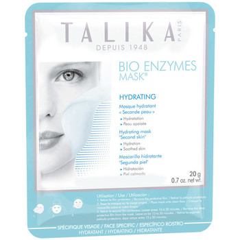 Beauté Femme Masques & gommages Talika Bio Enzymes Hydrating Mask 20 Gr