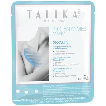 Beauté Femme Masques & gommages Talika Bio Enzymes Neckline Mask 25 Gr