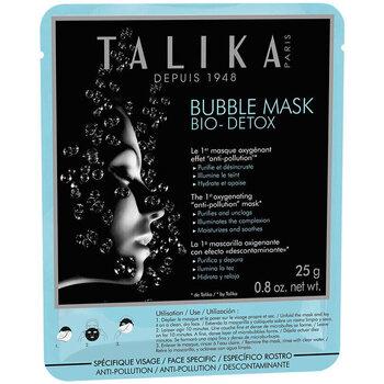 Beauté Femme Masques & gommages Talika Bubble Bio Detox Anti-pollution Mask 25 Gr