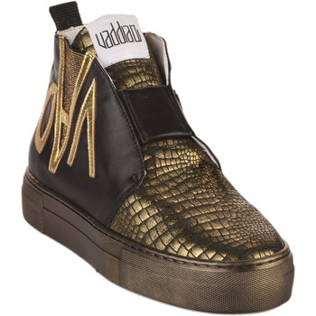 Chaussures Femme Baskets montantes Vaddia Baskets mode femme -  - Dore - 36 DORE