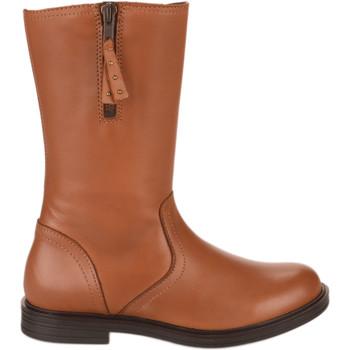 Chaussures Fille Bottes ville Fétélacé Bottes fille - FéTéLACé - Naturel - 28 NATUREL