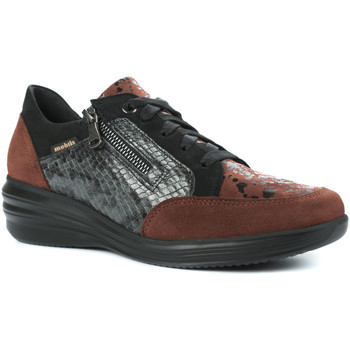 Chaussures Femme Baskets basses Mobils By Mephisto Sharona rouge