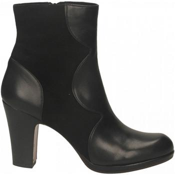 Chaussures Femme Bottines Chie Mihara CAREL nero