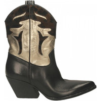 Chaussures Femme Bottines Elena Iachi WASH nero-platino