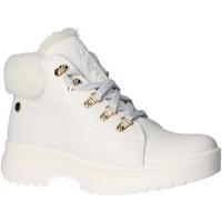 Chaussures Femme Bottes de neige Panama Jack HELLEN B7 Blanco