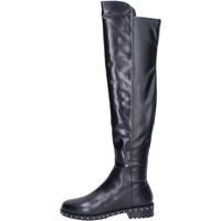 Chaussures Femme Bottes Elvio Zanon BK374 Noir
