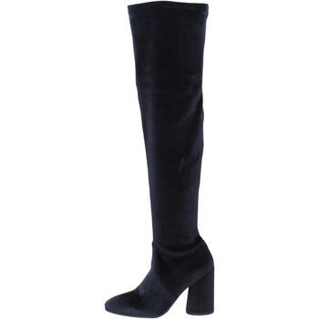 Chaussures Femme Bottes Elvio Zanon BK376 Noir