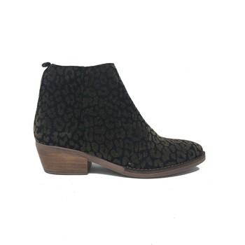 Chaussures Femme Bottines Aliwell CHAUSSURE  LODGE Marron
