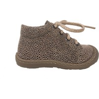 Chaussures Fille Bottines Bopy CHAUSSURE  JEVENTI Rose