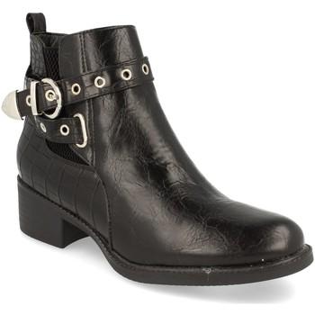 Chaussures Femme Bottines H&d YZ19-218 Negro