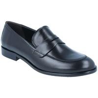 Chaussures Femme Mocassins Luis Gonzalo Zapatos Mocasines Casual para Mujer de  5135M Noir