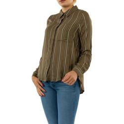 Vêtements Femme Chemises / Chemisiers Only leah kalamata vert