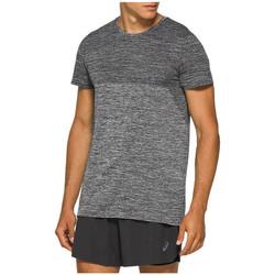 Vêtements Homme T-shirts & Polos Asics Tee-shirt Gris