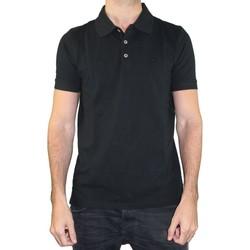 Vêtements Homme Polos manches courtes Kebello Polo manches courtes Taille : H Noir S Noir