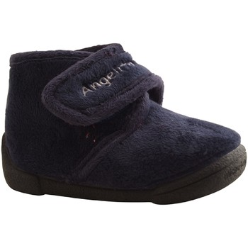 Chaussures Garçon Baskets montantes Botty Selection Kids 130 BLEU MARINE