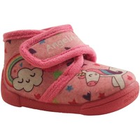 Chaussures Fille Ballerines / babies Botty Selection Kids 138 UNICORNIO ROSE