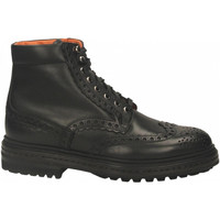 Chaussures Homme Boots Santoni ROE-SEBN01 nero