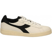 Chaussures Homme Baskets basses Diadora GAME L LOW USED c6834-bianco-verde