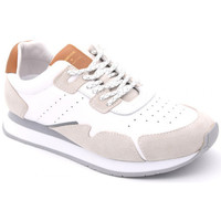 Chaussures Homme Baskets basses Schmoove trail jogger blanc