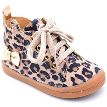 Chaussures Fille Boots Shoo Pom kikki wou Multicolore
