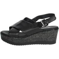 Chaussures Femme Lauren Ralph Lau Repo 51529-E0 Noir