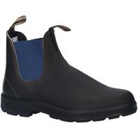 Chaussures Homme Boots Blundstone 202-578BC Beatles homme BLEU MARRON BLEU MARRON