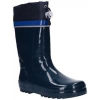 Chaussures Garçon Bottes de pluie Gioseppo 57070  MARKHAM Niño Azul marino bleu