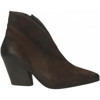 Chaussures Femme Bottines Mat:20 WASH/GOYA caffe