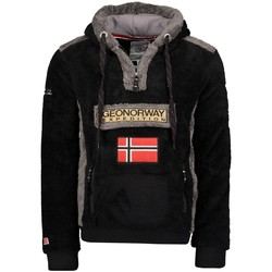 Vêtements Homme Polaires Geographical Norway Polaire Homme Gymclass Sherco 100EO Noir